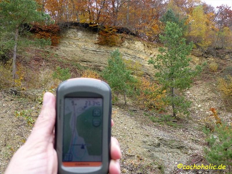 Geocaching kann auch lehrreich sein