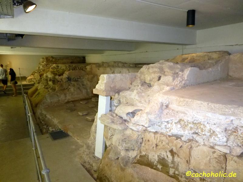 Die römische Badeanstalt - ein Geheimtipp!