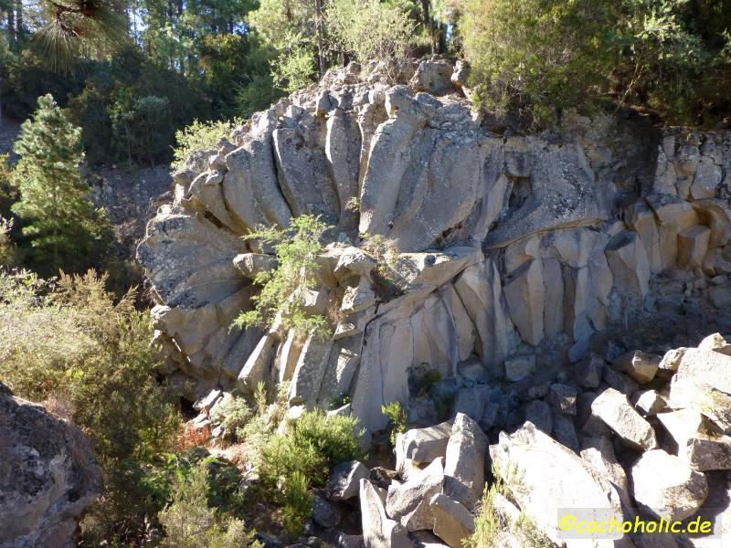Piedra de la Rosa - die steinerne Rose