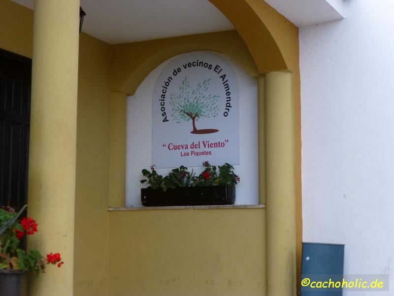 Cueva del Viento - das Besucherzentrum