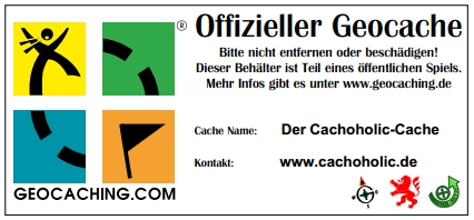 Cachoholic-Cache