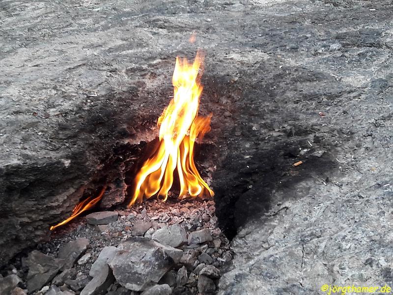 Ewige Flammen