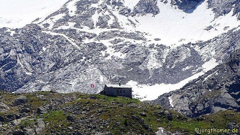 Albinga Hütte