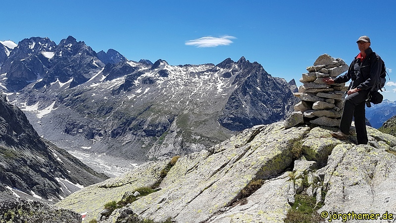Geocaching im Bergell