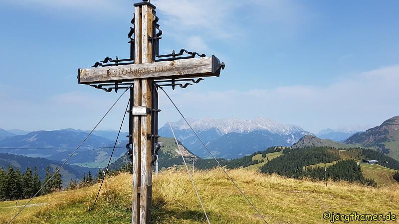 Gipfelkreuz Reiterkogel