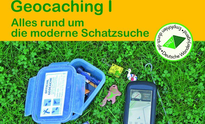 Cover Geocaching I von Markus Gründel